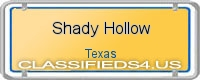 Shady Hollow board